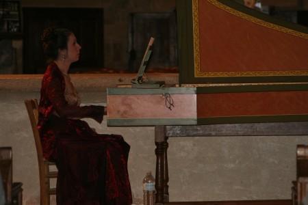 Claude Nadeau clavecin baroque Bretagne