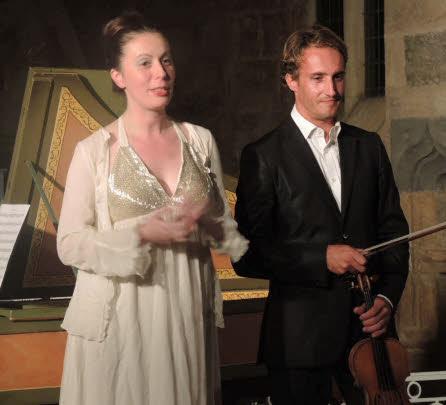 violon et clavecin
