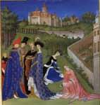 Enluminure IVe siècle