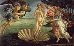 Vénus de Boticcelli