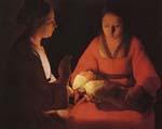 Nativité, Delatour